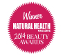 Winner Natural Health Magazine