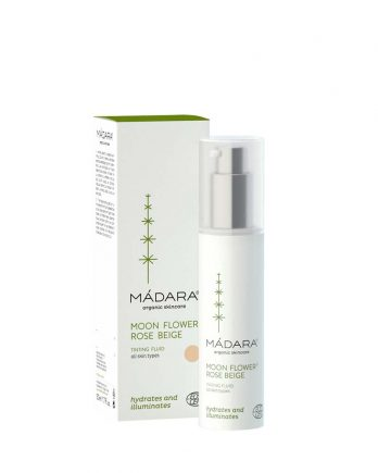 CREMA DE DÍA CON COLOR MOONFLOWER Mádara 50ml