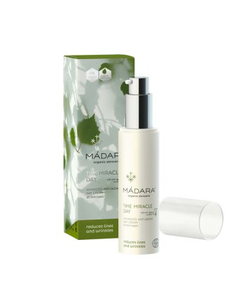 CREMA DE DÍA ANTI-AGE TIME MIRACLE Mádara 50ml