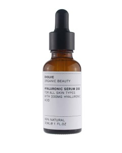 Evolve Organic Serum facial hyaluronico 30ml