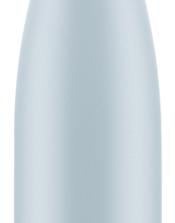 Botella isotermica Blush azul 500 ml